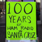 Coverage of 100 Years of Amateur Radio in Santa Cruz County
