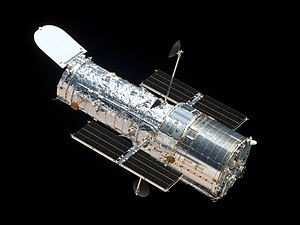An evening of Radio, Science, and the Hubble
